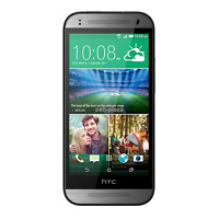 """5"""" HTC ONE M8 32 Go Unlocked GSM Android 3G 4G LTE Smartphone - Gris"""