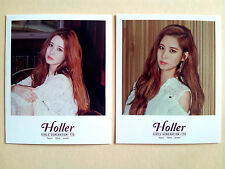 GIRLS' GENERATION SNSD TTS Holler POLAROID CARD - Seohyun  /Not Photo Card - SM