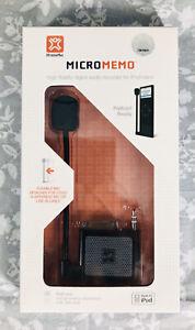 [NEW] XtremeMac MicroMemo High Fidelity Digital Audio Recorder for iPod nano