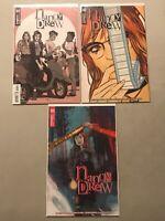 NANCY DREW #1 2 3 TULA LOTAY MAIN COVER HOT ARTIST low print run dynamite