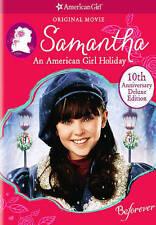 Samantha: An American Girl Holiday (DVD, 2014, 10th Anniversary)