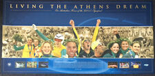 AUSTRALIAN OLYMPIC TEAM LIVING THE ATHENS DREAM 2004 LIMITED EDITION PRINT