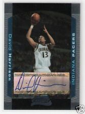 04-05 BOWMAN CHROME - DAVID HARRISON - ROOKIE AUTO #250