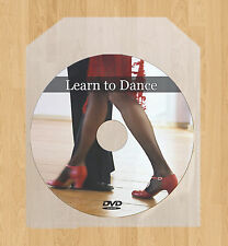 Learn to Dance for Beginners DVD Video Tutorial Lessons Lose Weight Loss Dancing