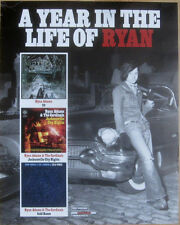 Ryan Adams - A Year In The Life Of Ryan Adams Promo Poster [2005] Vg+