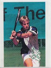 Wolgang Schranz TOP Blatt Original Signiert Tennis +A31917