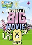 Wow! Wow! Wubbzy!: Wubbzys Big Movie DVD