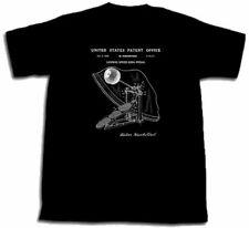 LUDWIG SPEED KING BASS DRUM PEDAL PATENT Shirt M Med T MEDIUM Tshirt NEW