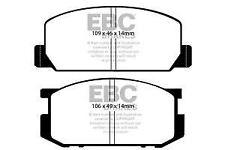 DP402 EBC ULTIMA Pastillas de Freno Frontales Para Toyota Celica