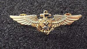 (A23-002) US Officer Astronaut PILOT Wing NAVY NASA  / Marine Corps Original!