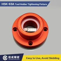 SFX HSK-63 A Tool Holder Tightening Fixture CNC Machine Accessories HSK Holder