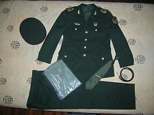 Obsolete 15's China PLA Army War Zone Man NCO Uniform,Set