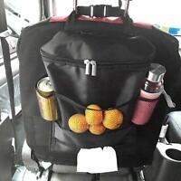 Car Auto Back Seat Organizer Multi-Pocket Hanger Holder Storage Container Bag
