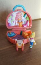 Polly pocket valigetta-Italian Holiday-Bluebird Toys - 1996