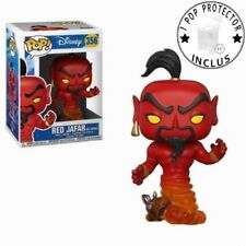 FIGURINE FUNKO POP DISNEY BOBBLE HEAD POP N°356 ALADDIN RED JAFAR avec protector