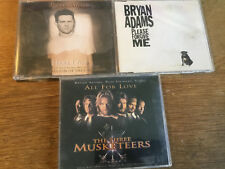 Bryan Adams [3 CD maxi] PLEASE FORGIVE ME + All For Love + here i am