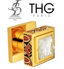 "THG JCD ""Masque de Femme"" A2S-F01 Solaire Facticious Taphead on Plexyglass NIB"