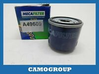 Oil Filter Mecafilter Dacia Logan Sandero Kubistar ELH4299