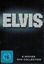 DVD-BOX NEU/OVP - Elvis (Presley) - 8 Movies DVD Collection - 8 DVDs