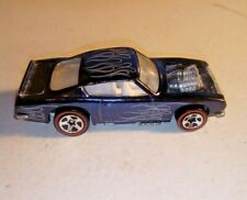 RARE 1967 Red Line Authentic Plymouth Barracuda Hot Wheels W/ Flames