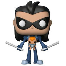 Teen Titans Go! - Robin as Nightwing with Baby US Exclusive Pop! Vinyl Figure