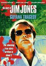 The Story of Jim Jones: Guyana Tragedy NEW DVD