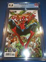 Amazing Spider-man #49 J Scott Campbell Variant CGC 9.8 NM/M gorgeous gem Wow