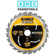 DeWalt DT99565-QZ 210mm x 30mm 24T FlexVolt Xtreme Runtime Saw Blade
