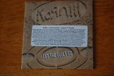 Korn - Let The Guilt Go (2 x track promo CD single) 2010 rock / metal