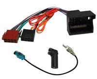 Câble adaptateur faisceau autoradio pour Mercedes A B C R S Class CLK CL SL