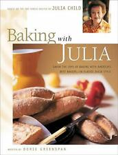 Baking with Julia by Julia Child; Dorie Greenspan