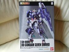 METAL BUILD Mobile Suit Gundam 00 GN-0000/7S 00 Seven Sword BANDAI Free Shipping
