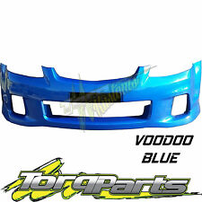 REPLACEMENT FRONT BAR COVER VOODOO BLUE SUIT VE COMMODORE SS SV6 S1 BUMPER