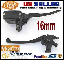 16mm Honda Shadow ACE Aero  VT500 700 750 800 Brake Master Cylinder Clutch Perch