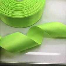 New 5Yards 2 inch 50mm width Light green Multi-purpose Bow Ribbon Wedding Crafts