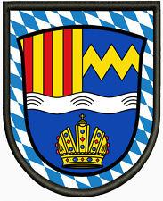 Wappen von Fischbachau,Pin, Aufbügler