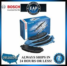 For 2008-2013 BMW 135i 2013 BMW 135is Bosch Front Disc Brake Pad NEW