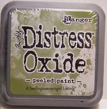 Peeled Paint Distress Oxide Ink Pad Tim Holtz Ranger New Pigment Dye Fusion Ink