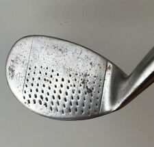 New ListingVintage A.G. Spalding Bros Dot Face Sand Wedge Leather Grip Pyratone Shaft