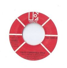 DAVID COPPERFIELD STYLE I'm Climbing a Mountain 45 RECORD RARE GARAGE PSYCH