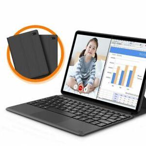 "10.1"" Tab 8 8E Tablet Tasche Blackview Keyboard Cover Hülle Tastatur Schutzhülle"