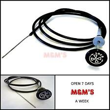 """UNIVERSAL 60"""" LOCKING CHOKE CABLE - BONNET PULL CABLE"""