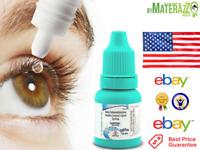 Lubrinac Eye Drops Cure Cataract Carnosine NAC Glaucoma Bright C Clarity USA
