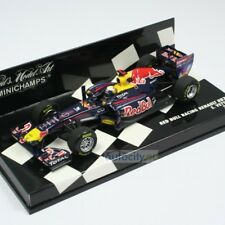 MINICHAMPS RED BULL RACING RENAULT RB7 SEBASTIAN VETTEL 410110001