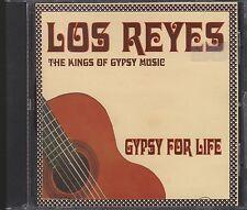 GYPSY FOR LIFE Los Reyes cd