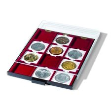 Lighthouse Coin Box Stackable Display Drawer for 2.5 x 2.5 XL Quadrum Holders 67
