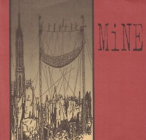 "MINE – Mine (1995 HARDCORE VINYL SINGLE 7"" GERMANY)"