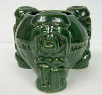 Disney World Trader Sam's Grog Grotto Uh Oa Bowl 3rd Edition Tiki Mug Polynesian