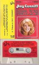 RAY CONNIFF  A tribute to  DIFFICULT SPANISH  CASSETTE UNIQUE SPAIN 1975