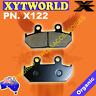 FRONT Brake Pads for HONDA VT 600 CN Shadow Custom 1993